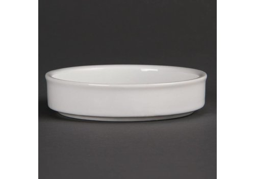Olympia Stackable porcelain bowl Mediterranean | 6 pieces
