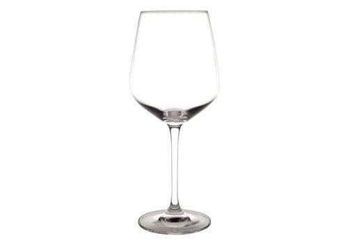 Olympia Kristallen chime wijnglazen, 495 ml (6 stuks)