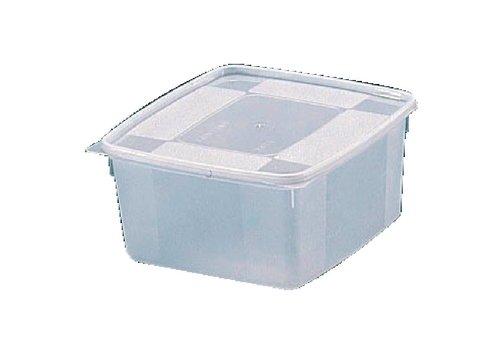 HorecaTraders CN 1/6 Liter Nahrungsmittelkasten 1.5 (Kasten 6)