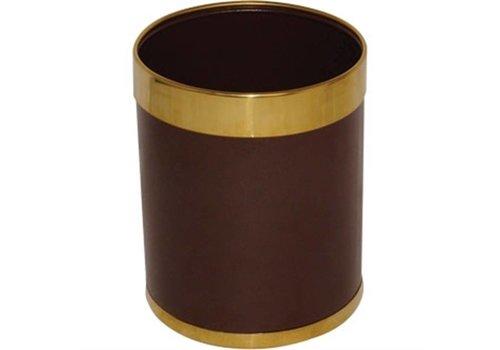 Bolero Small round trash bin 10 liters