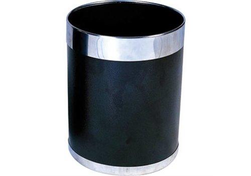 Bolero Kleiner runder Mülleimer 10 Liter