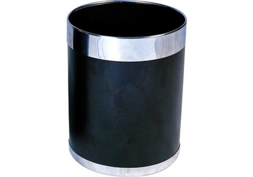 Bolero Small round trash can 10 liters
