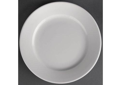 Athena Athena Hotelware borden met brede rand