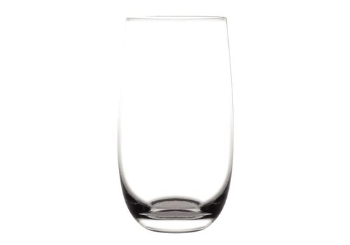 Olympia Round Long Drink Glasses 39cl | 6 pieces