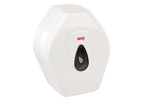Jantex Toilet roll dispenser Small White - PRO SERIES