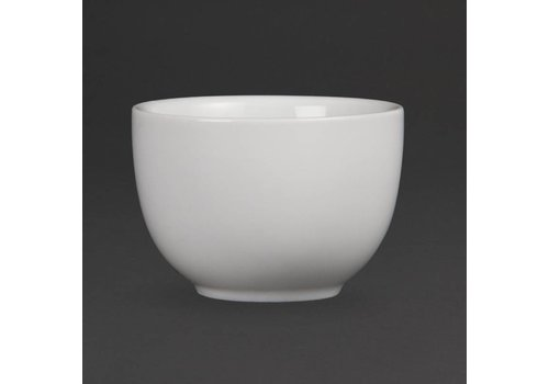 Olympia Chinese Teacup white porcelain 7 cm (12 pieces)