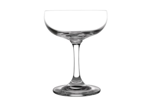 Olympia Crystal champagne glasses, 18 cl (6 pieces)