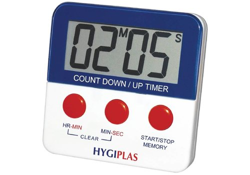 Hygiplas kitchen timer 63 x 63 mm