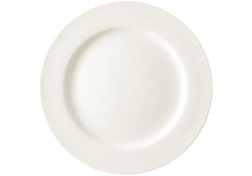 HorecaTraders White porcelain board | 15 cm (6 pieces)