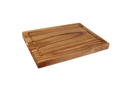Olympia Holz Steak Plank 2 Formate