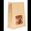HorecaTraders Degradable sandwich bags | 250 pieces | 23 (h) x 15.2 (w) x 7.6 (d) cm