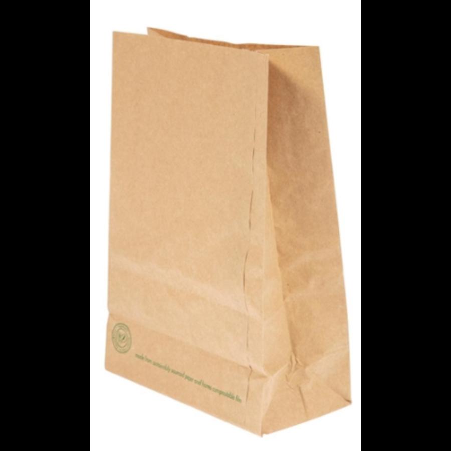 Degradable sandwich bags | 250 pieces | 23 (h) x 15.2 (w) x 7.6 (d) cm
