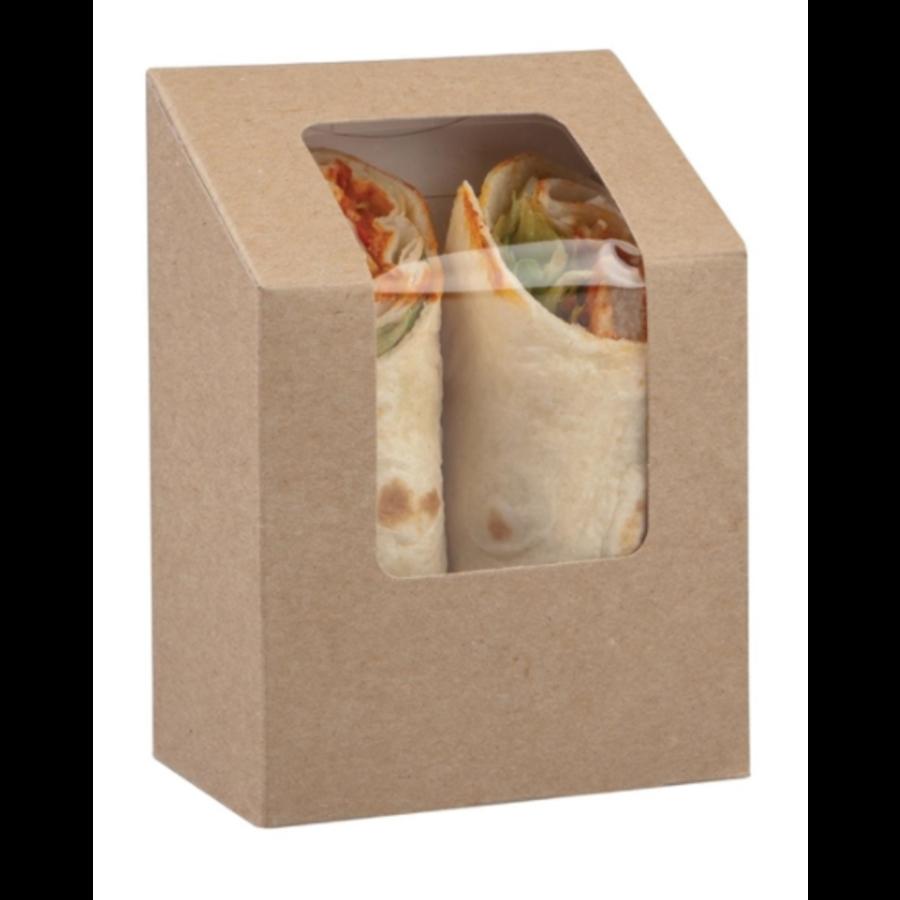 Degradable wrap box | 500 pieces | 9 (h) x 5 (w) x 9 (d) cm