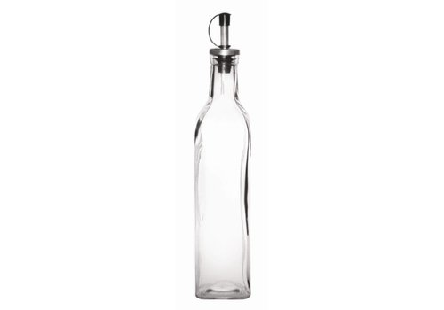 Olympia Glass olive oil bottle 500 ml 6 pieces