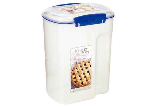 HorecaTraders Kunststoff-Brotkasten (3,25 Liter)