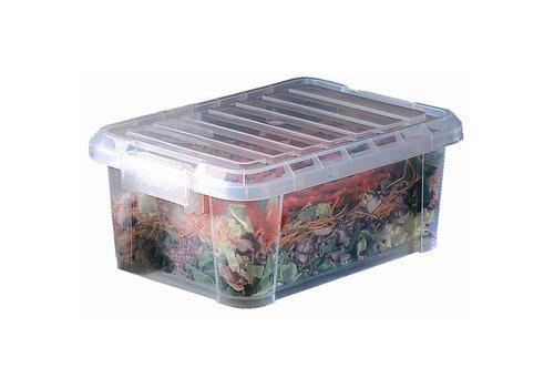 Araven Voedselbak Kunststof | 2 Formaten