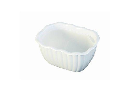 HorecaTraders Unbreakable Gift Bowl White