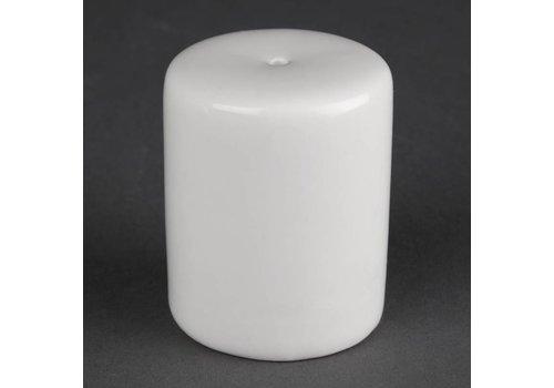 Athena Porcelain salt dish | 12 pieces