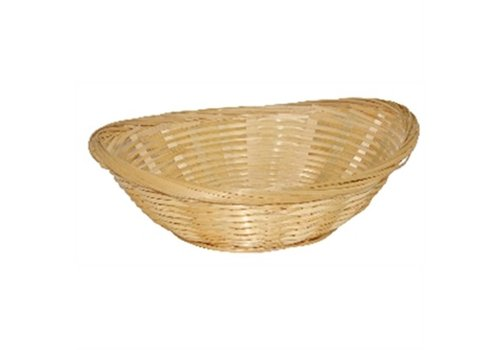 HorecaTraders Bread basket around Ø 22 cm (6 pieces)