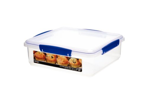 HorecaTraders Bread Boxes | 3.5 liters