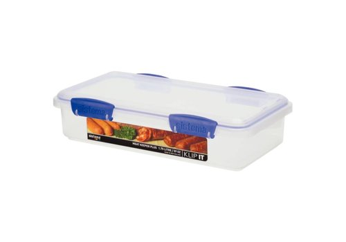 HorecaTraders Klip It meat box 1,7ltr