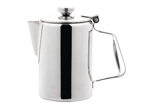 HorecaTraders Edelstahl coffeepot | 5 Formate