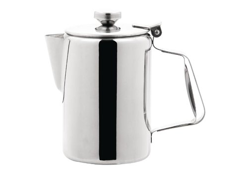 HorecaTraders Stainless steel coffeepot | 5 Formats