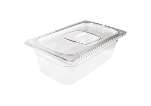 HorecaTraders GN-Behälter 1/3 | 4 verschiedene Dimensionen