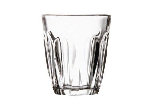 Olympia Drinkglas, gehard half paneel, 200 ml (12 stuks)