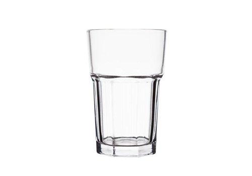 Olympia Drinkglas, half paneel | 200 ml | 12 stuks