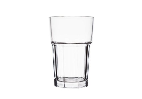 Olympia Drinking glass, half panel 200 ml 12 pieces