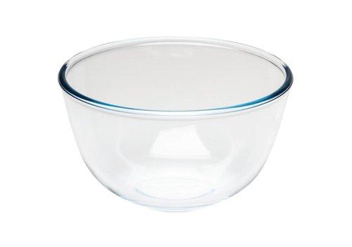 Pyrex Küche aus Glas Schüsseln, 1 ch