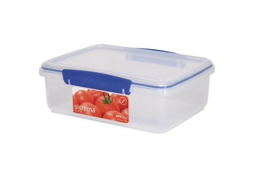 HorecaTraders Klip It food box 2 liters