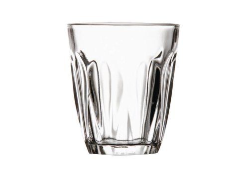 Olympia Hardened glass drinking glass, 130 ml (12 pieces)