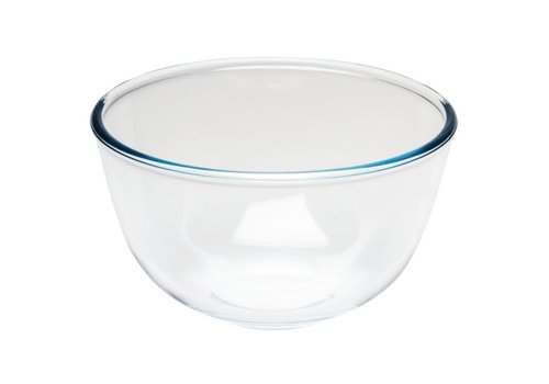 Pyrex kitchen bowls glass, 0,5 l