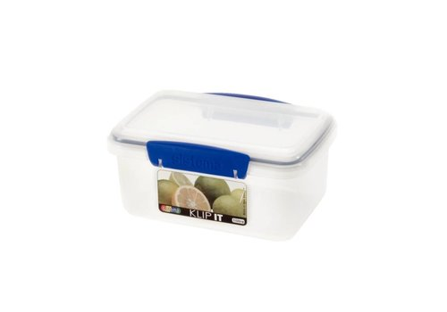 HorecaTraders Klip It Lebensmittelbox 1 Liter