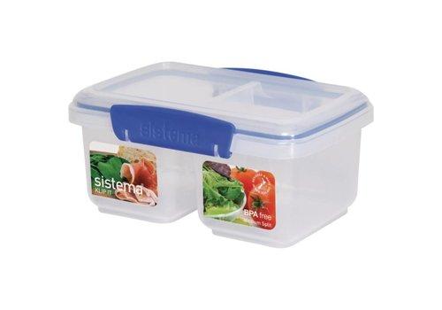 HorecaTraders Klip It Lebensmittelbox 1ltr