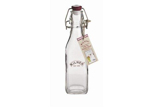 HorecaTraders Kilner fles met beugelsluiting 0,25ltr