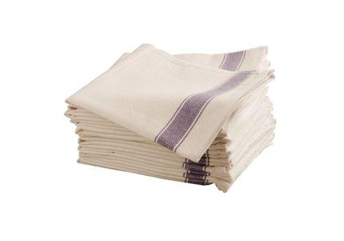 HorecaTraders Tea towel (100% Cotton) 2 colors