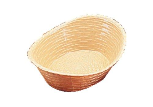HorecaTraders Bread basket Polypropylene 2 formats