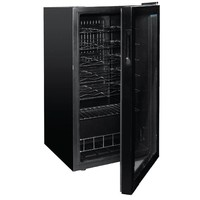 Mini Wine Cooling for 28 bottles | Door with Double Glass