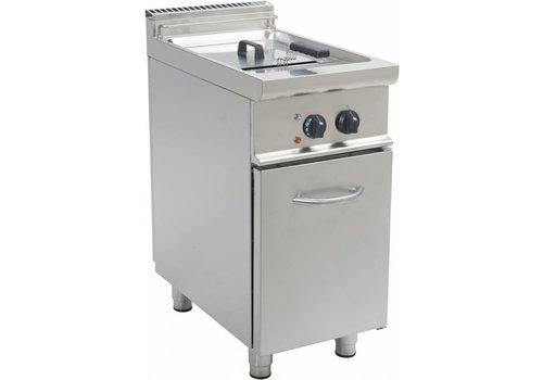 Saro Elektrische friteuse met onderstel 1 x 13 Liter