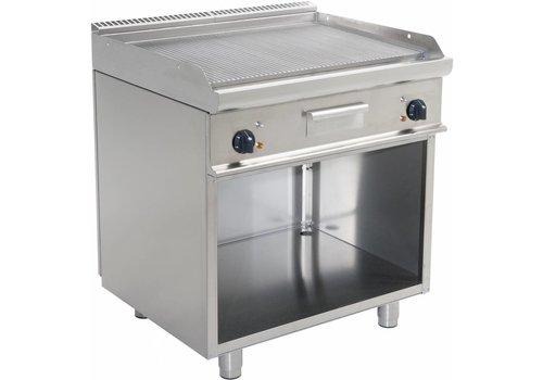 Saro Professionelle elektrische Bratpfanne | 80x70x85cm