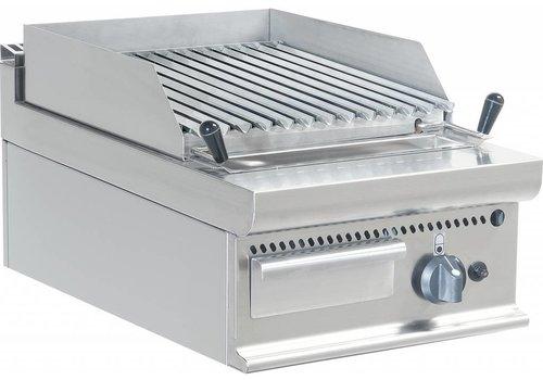 Saro Gas Lava Stone Grill Professional Tabletop