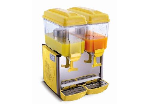 Saro Cold drinks dispenser - 2 x 12 liters - LUXURY SERIES