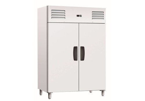 Saro Fridge Stainless steel | 2 Doors | 1150 liters