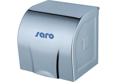 Saro HUFTERPROOF RVS toiletrolhouder