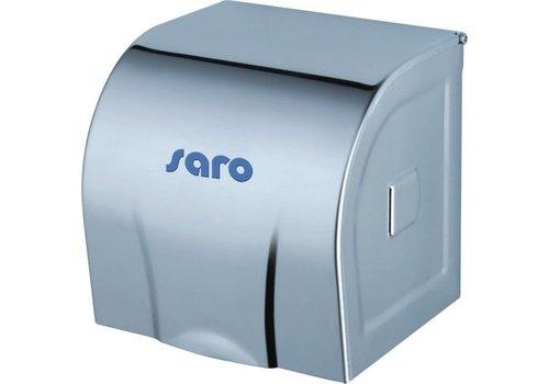 Saro HUFTERPROOF Toilettenpapierhalter aus Edelstahl