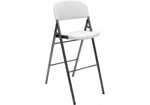 Saro Stand Folding Chairs White