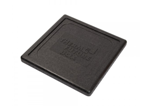 Thermo Future Box Deksel voor de pizza thermobox| 41x41cm| Zwart